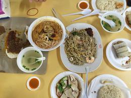 Singapore Hawker Center Food Tour in Chinatown, Kaye - September 2016