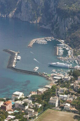 Beautiful Capri. , Wesly W - May 2011