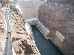 THE HOOVER DAM , Onnfire - May 2012