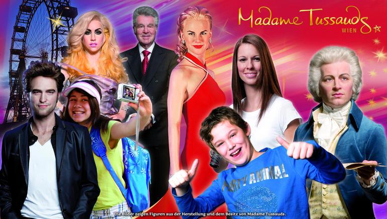 Madame Tussaud Vienna! -