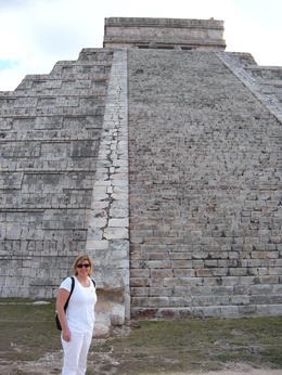 At Chichen Itza, JennyC - October 2011