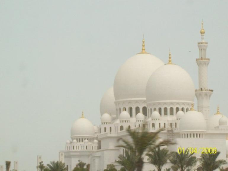 mosque - United Arab Emirates