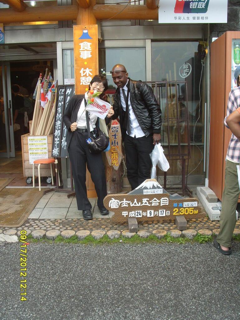Mount Fuji Souvenir Shop w/Amy The Tour Guide - Tokyo
