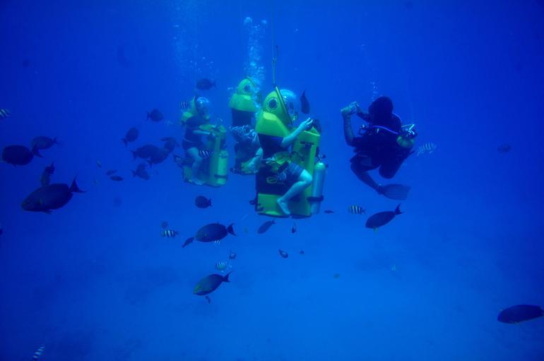 Oahu Submarine Scooter Adventure - Oahu