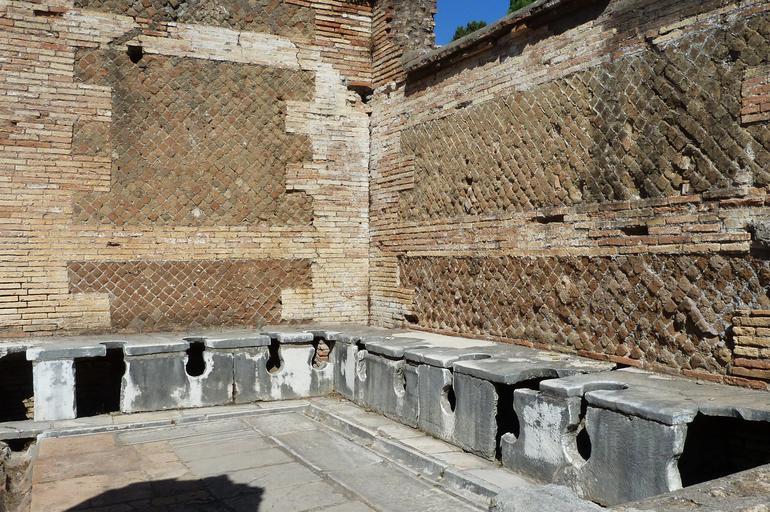 Osta Antica - Rome