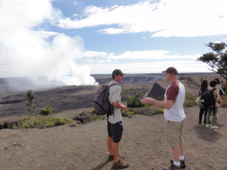 Our Guide - Big Island of Hawaii
