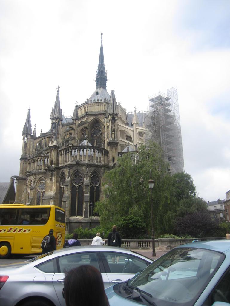 Reims Cathedral - Paris