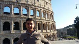 Rome , Ricardo S - April 2015