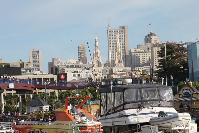 San Francisco - Pier 39 - San Francisco