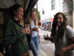 Enjoying the brews and company, Viator Insider - June 2014