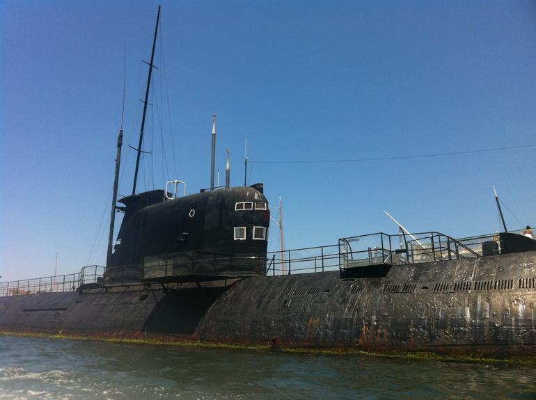 Submarine - San Diego