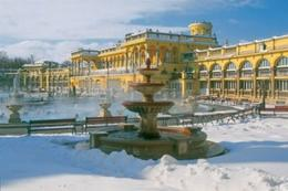 Széchenyi Spa - January 2013
