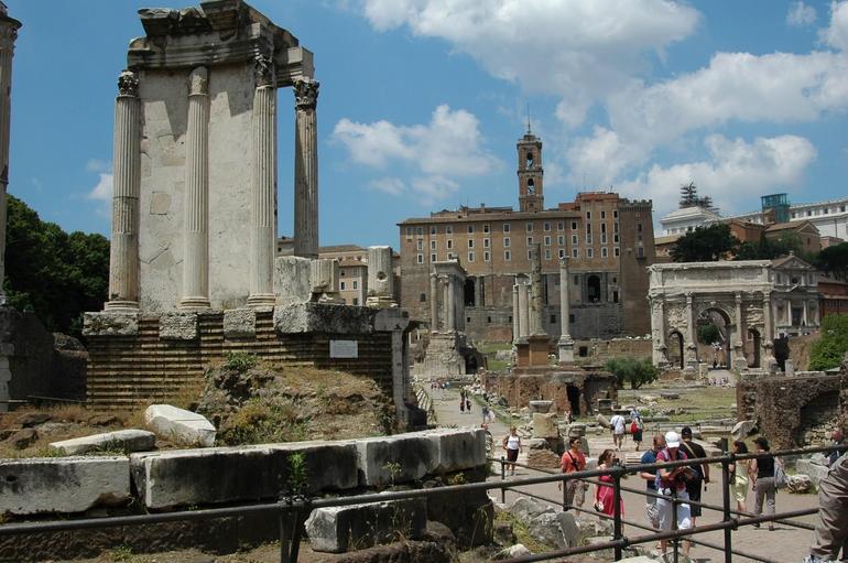 The Forum Rome Italy - Rome