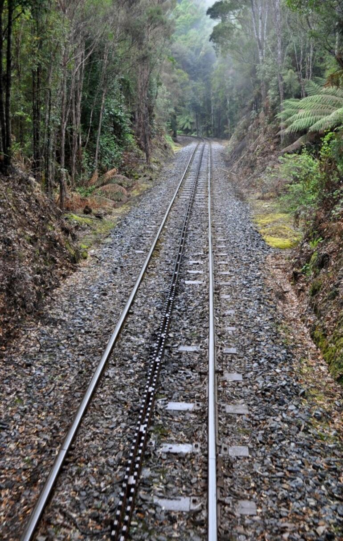 The hill - Tasmania