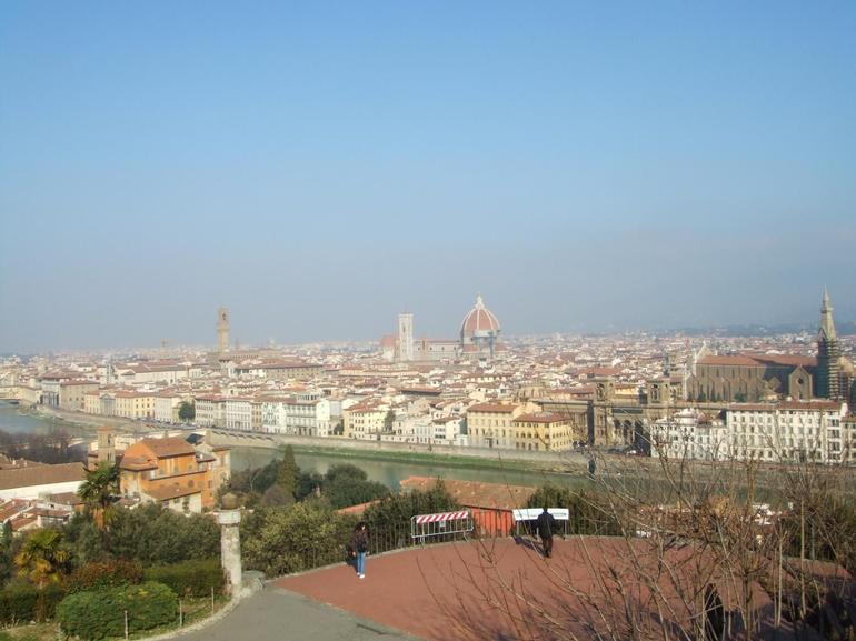 View from Santa Miniato al Monte - Florence