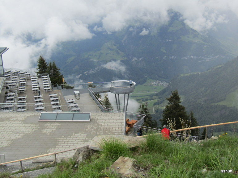 Day Trip to Lucerne and Mount Stanserhorn Including CabriO Cable Car Ride photo 11
