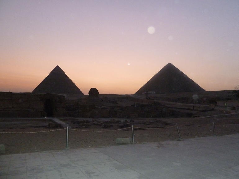 What a sight! - Cairo