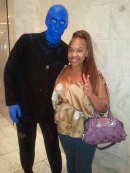 Blue Men Rule, hazel87 - May 2012