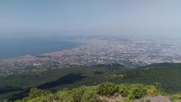View from Vesuvius , Simon V - February 2017