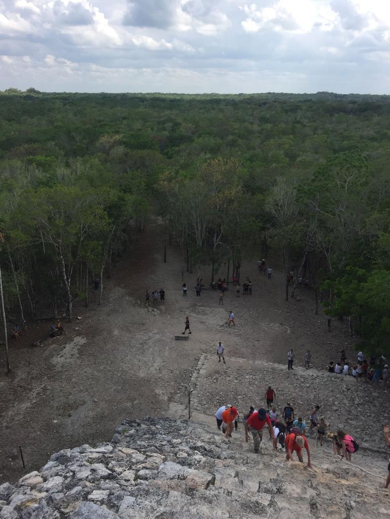Day Trip To Tulum and Coba Ruins Including Cenote Swim and Lunch from Cancun