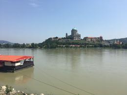 View of Esztergom from Štúrovo, Slovakia , Chris V - August 2017