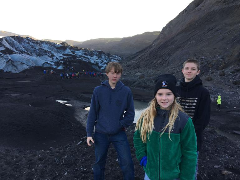 Southern Iceland Glaciers, Waterfalls and Beaches Day Trip from Reykjavik