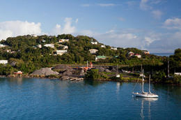 A Tour of St Lucia - March 2012