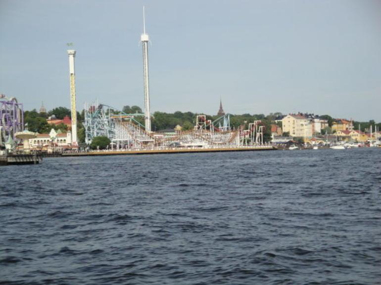 Amusement Park - Stockholm