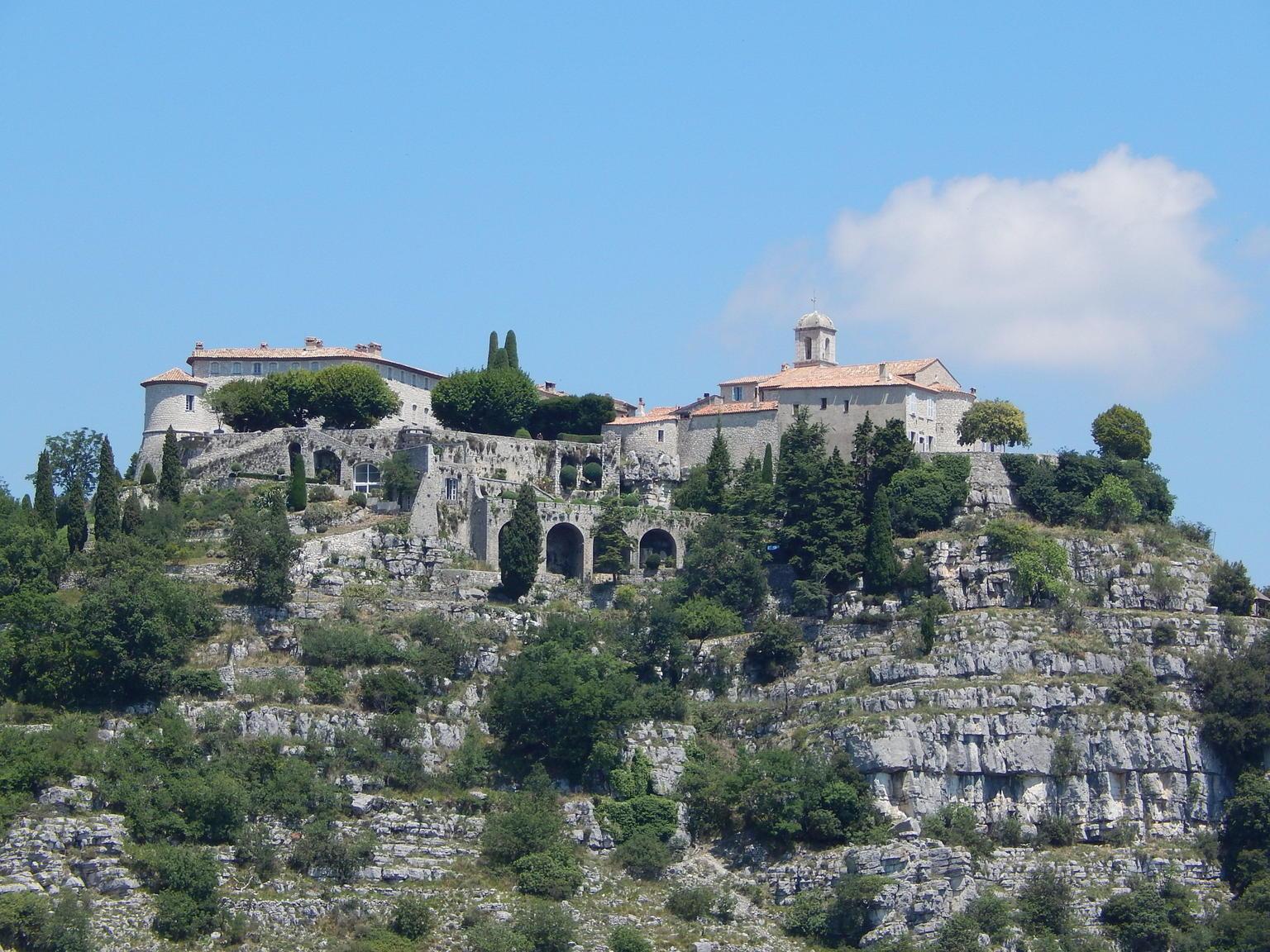 MÁS FOTOS, Excursión para grupos pequeños a Grasse, Gourdon, Valbonne: campiña y cata de vinos