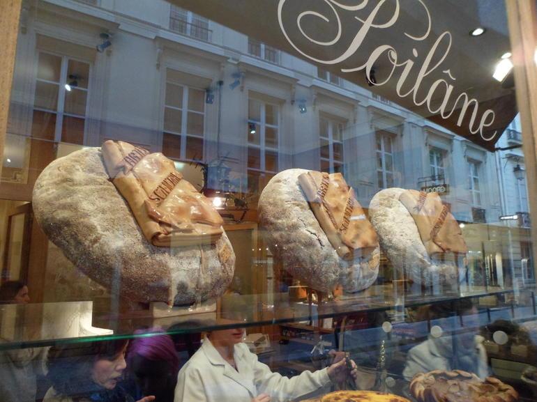 At Poilane - Paris