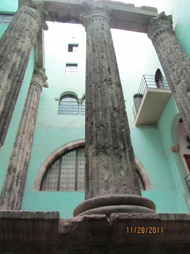 Barcelona - Roman Ruins - Barcelona
