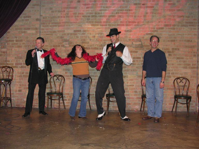 Chicago's Roaring 20s at Tommy Gun's Garage - Chicago