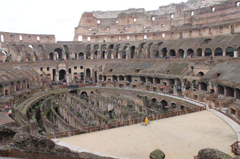 Colosseum Arena - Rome