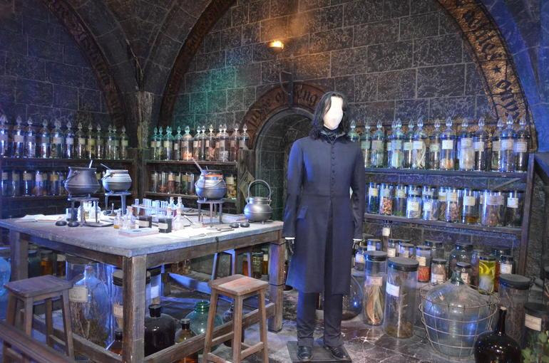 Est�dios da Warner Bros. - Harry Potter - Londres, julho 2013 - London