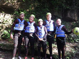 DR Canyoning Tour , Becky R - February 2016