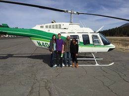 Emerald Bay Helicopter Tour - February 2015