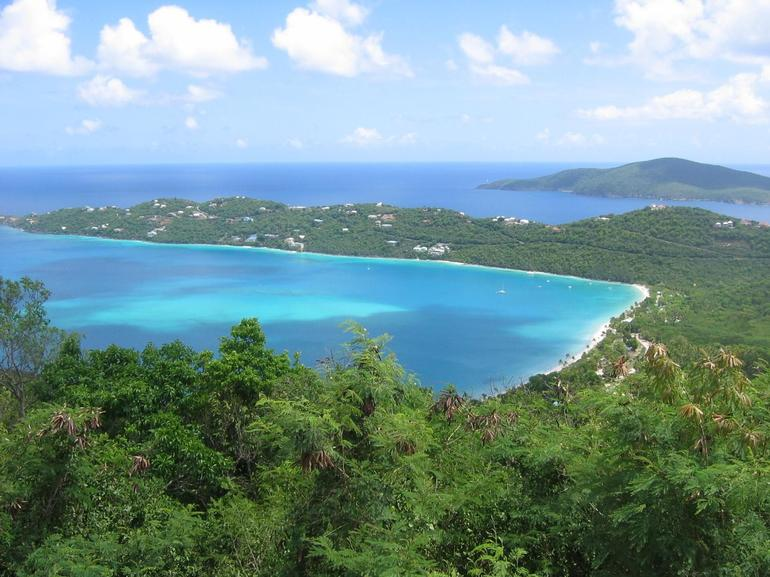 Magens Bay - St Thomas