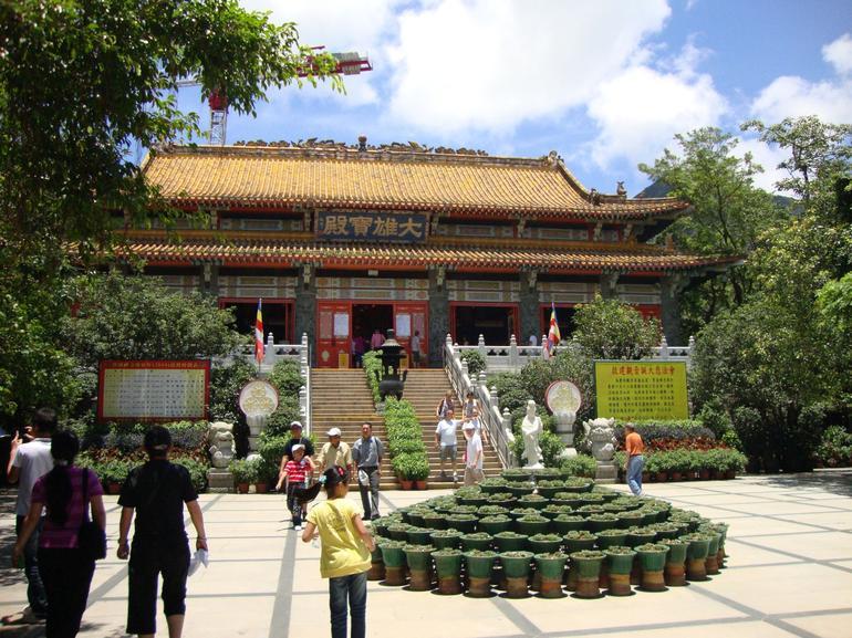 Monastery - Hong Kong
