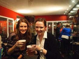 Cheers!, Rachel - December 2013