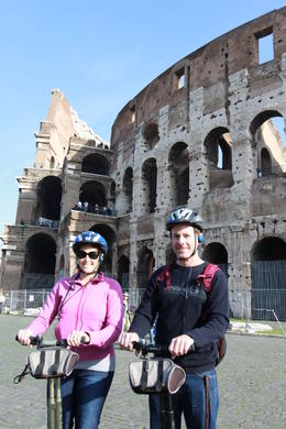 Out front of Colosseum , Bostocks - December 2012