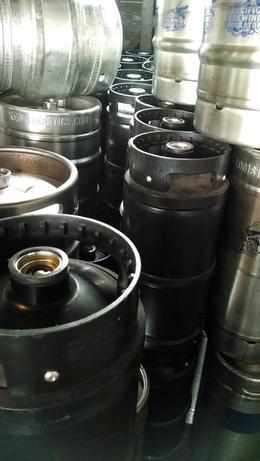 Lots of kegs, Viator Insider - June 2014
