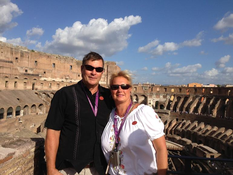 Small group tour of the Colosseum - Rome
