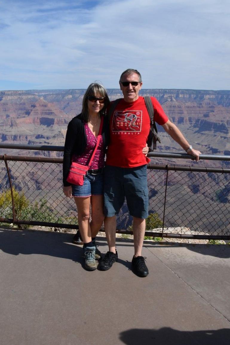 Stunning Views at the Grand Canyon - Las Vegas