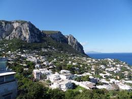 View of the Capri landscape, Julie R - October 2009