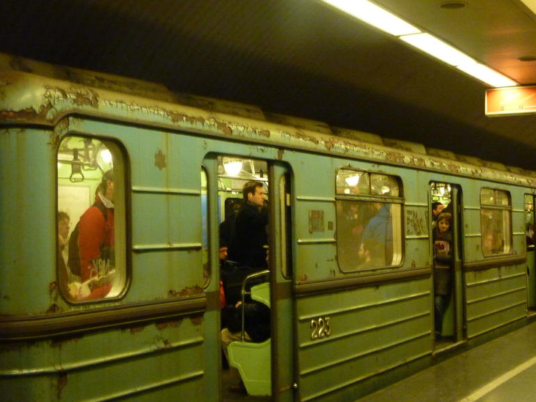 The Metro - Budapest