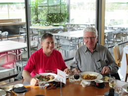 Having lunch at Rochford Winery 24 June 2015 , Twyla B - July 2015