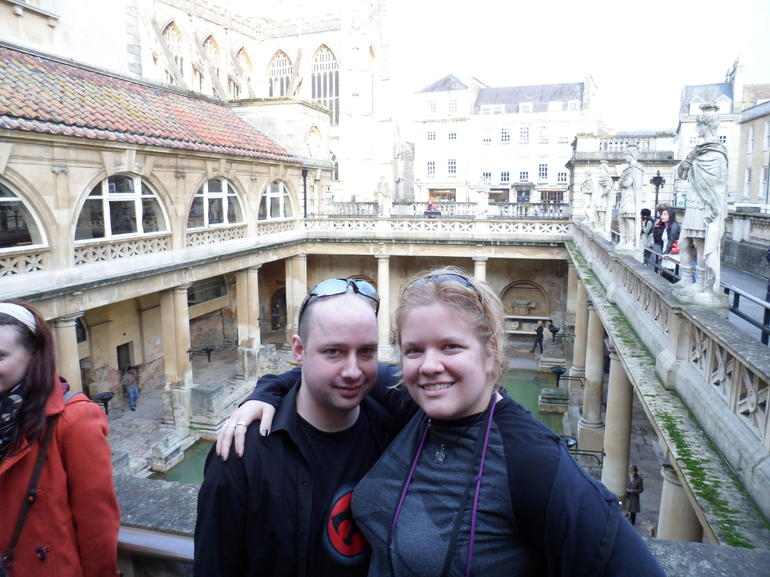 Us at Bath! - London