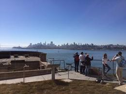There are some spectacular photo opportunities on the ferry and while at Alcatraz. , Boris G - October 2016