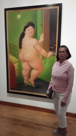 Museo de Botero , chiwawa - May 2017