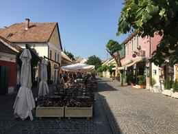 The beautiful town of Szentendre , Chris V - August 2017